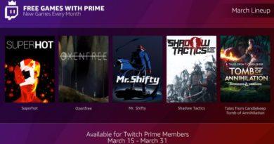 Twitch giochi gratis