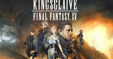 Final Fantasy XV: Kingsglaive, netflix gratis