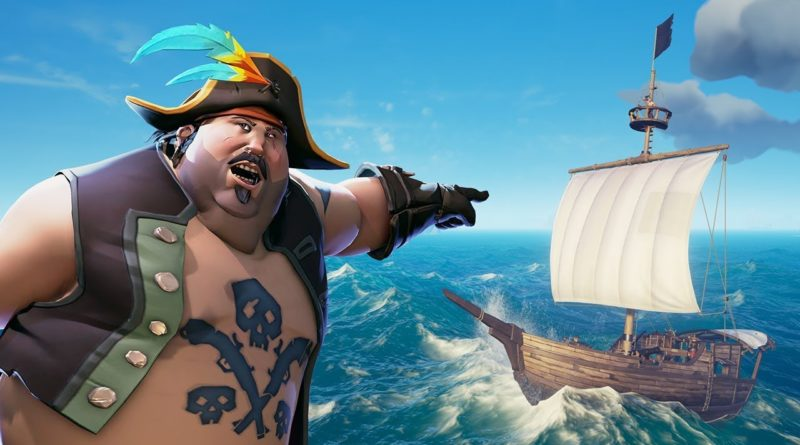 Sea of Thieves concorso