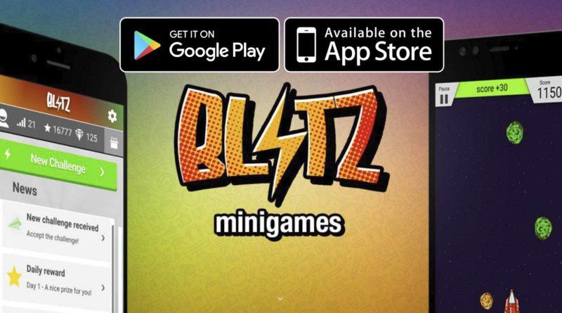 Blitz Minigames recensione