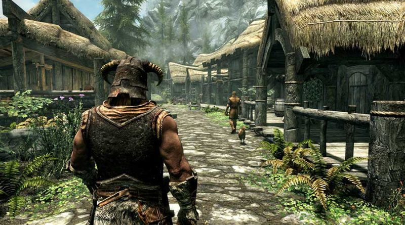 The Elder Scrolls V: Skyrim Special Edition gratis