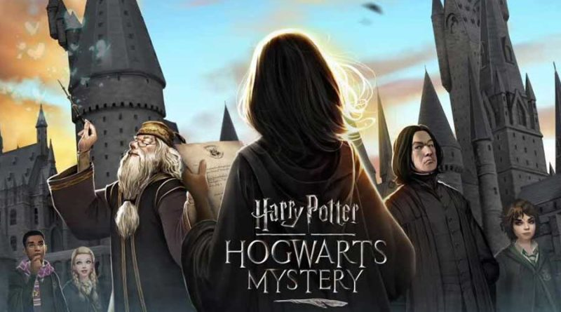 Harry Potter Hogwarts Mystery gratis