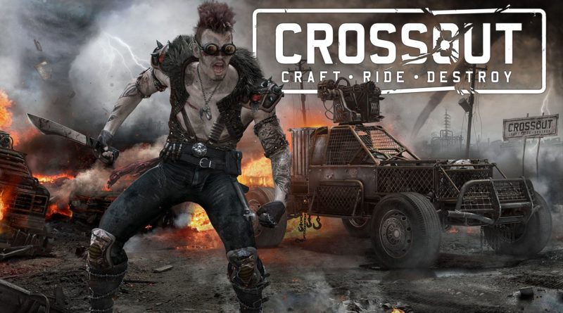 Crossout Battle Royale
