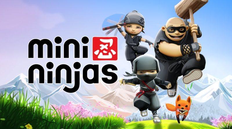 mini ninjas gratis
