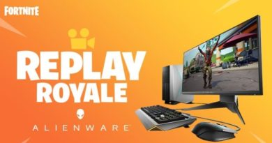 Fortnite Replay Royale