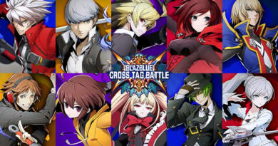 BlazBlue Cross Tag Battle Demo