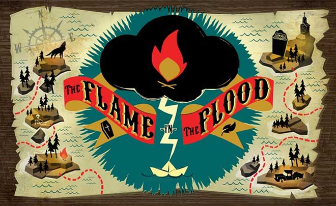 The Flame in The Flood gratis