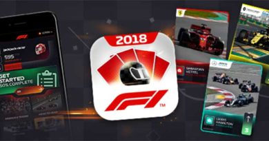 F1 Trading Card Game per Android