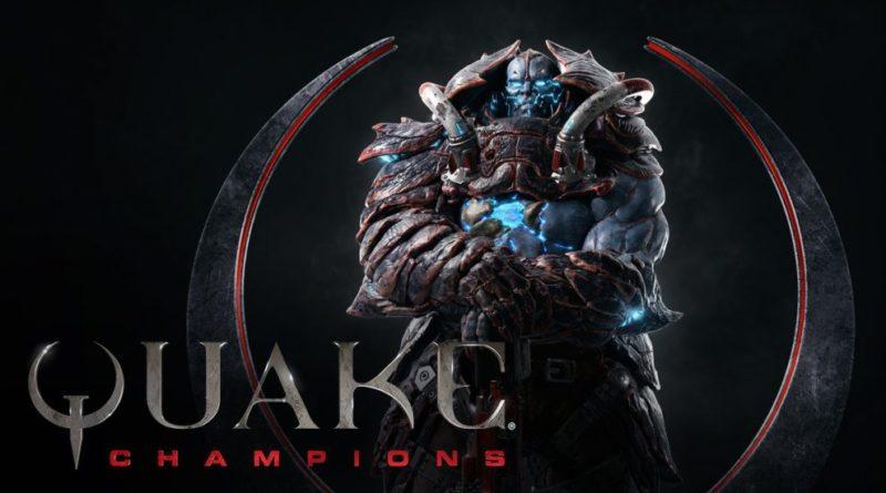 Quake Champions aggiornamenti
