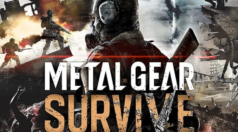 metal gear survive demo