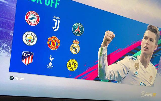 Fifa 19 Squadre Demo