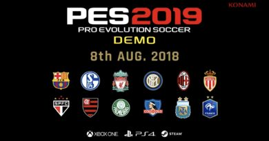 PES 2019 Demo disponibile