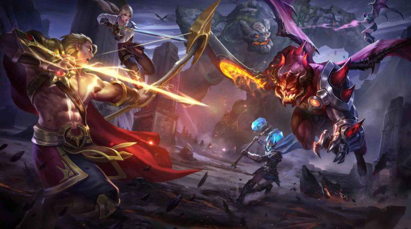 Arena of Valor gratis