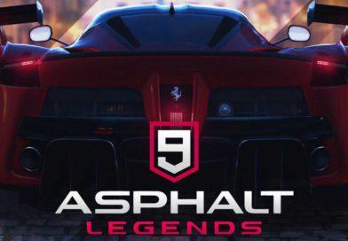 Asphalt 9 Legends gratis