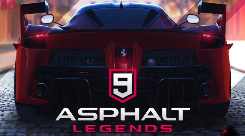 Asphalt 9 Legends gratis