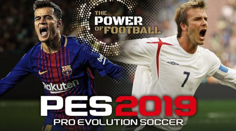 PES 2019 Legend Edition