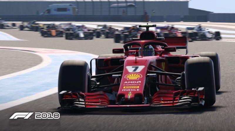 Formula 1 2018 per PS4 nuovo premio del TGTech