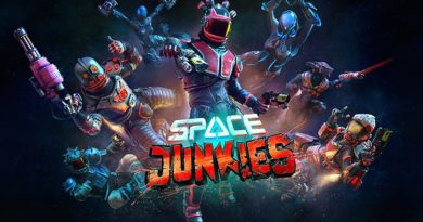Space Junkies Beta