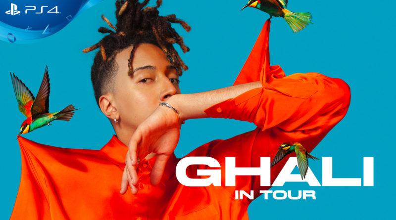 Ghali in Tour 2018 gratis