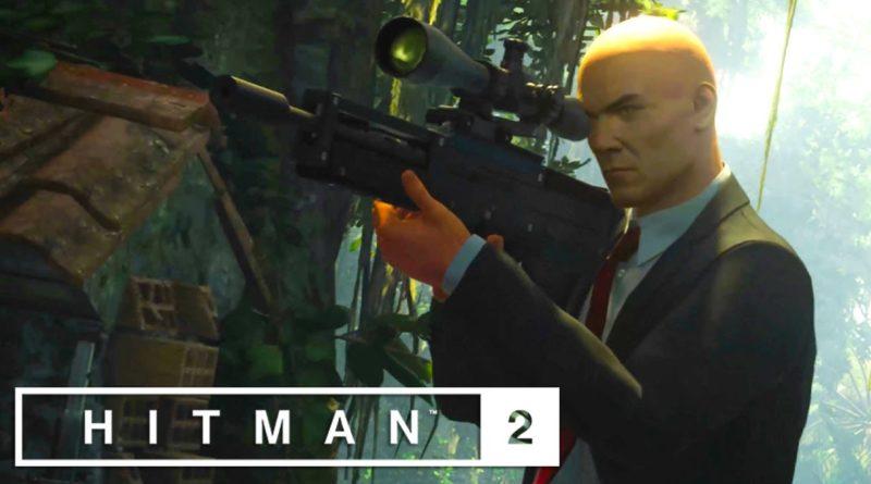Hitman 2 Gratis