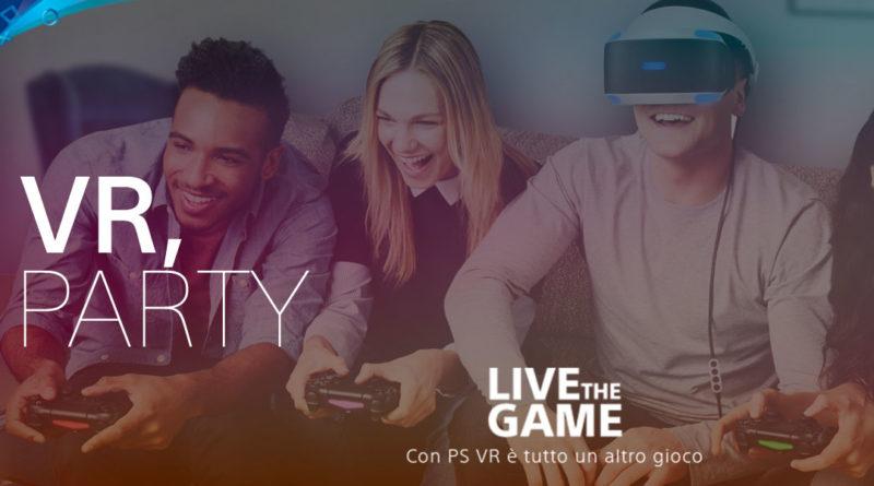 Concorso Ufficiale Sony Party