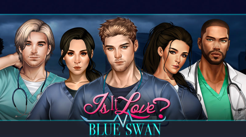 Is it love? Blue Swan Hospital gratis da Ubisoft