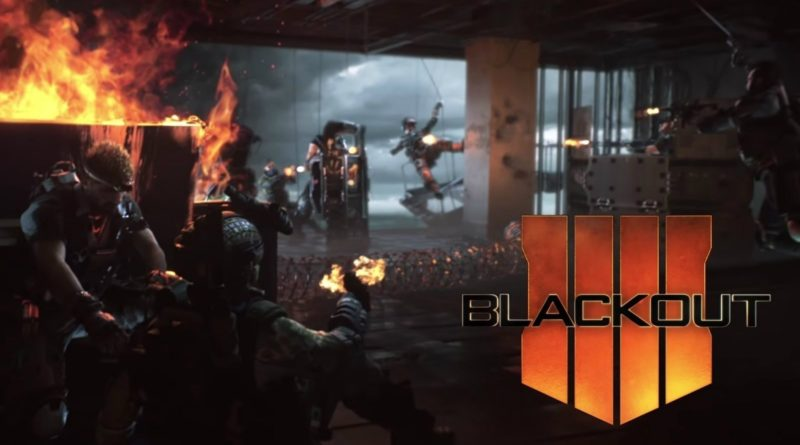 Call of Duty: Black Ops 4 Blackout gratis