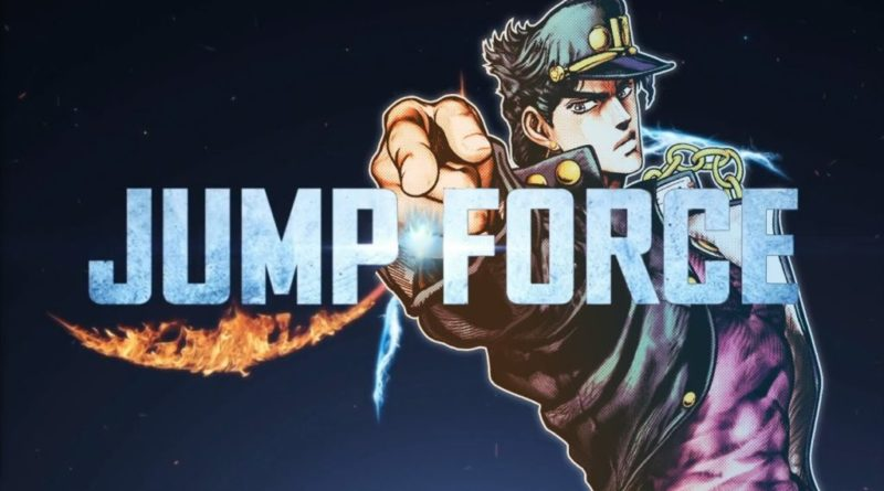 Giovedì 21 Febbraio si vince Jump Force con il TGTech!