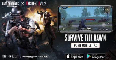 Resident Evil 2 è arrivato in PUBG Mobile!