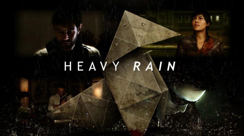 Heavy Rain – Demo disponibile su Epic Games Store