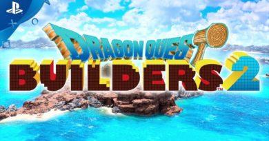 Demo in arrivo per Dragon Quest Builders 2