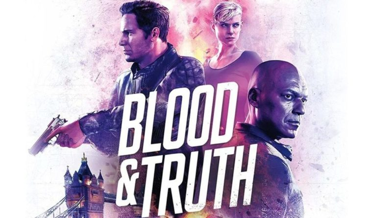 Blood & Truth Demo