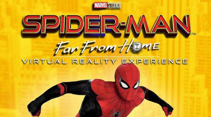 Spider-Man Far From Home VR GRATIS per Playstation VR e PC