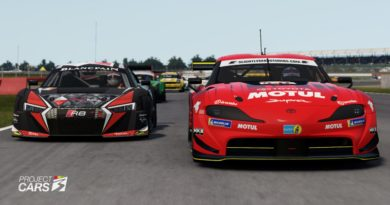 Giovedì Vinci Project Cars 3 per Xbox One e Xbox Serie X/S con il TGTech!
