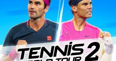 Giovedì Vinci Tennis World Tour 2 per PC con il TGTech!