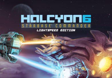 Halcyon 6: Starbase Commander ora gratis su Epic Games Store