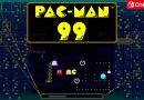 PAC-MAN 99 ora GRATIS su Nintendo Switch