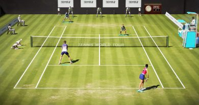 Vinci Tennis World Tour 2 Complete Edition per Playstation 5 con il TGTech!