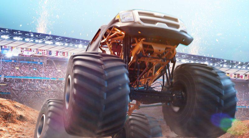 Giovedì il TGTech ti regala Monster Truck Championship per Xbox!