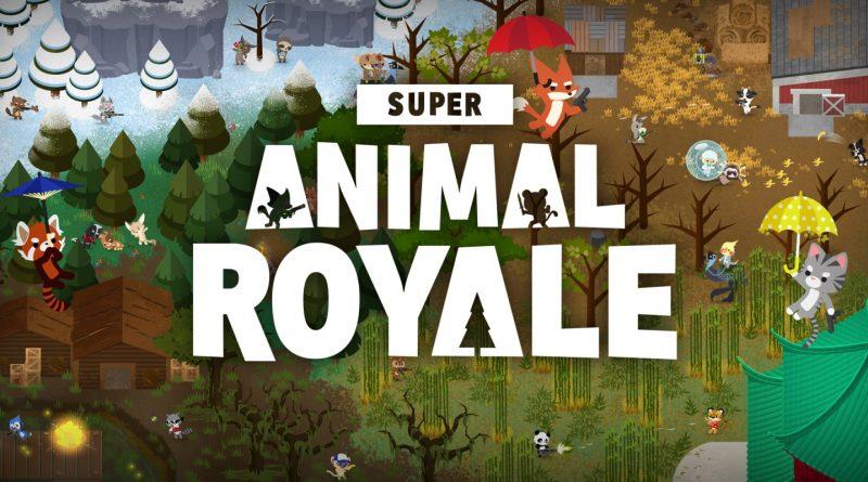 Super Animal Royal