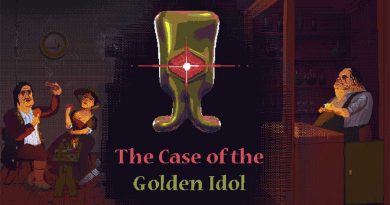 The Case of the Golden Idol – Demo in arrivo
